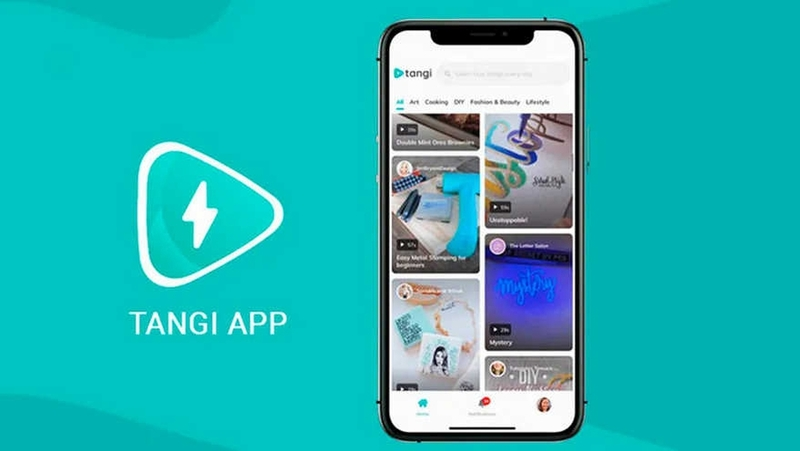 Tangi, a new bet by Google based on creative content and lifestyle