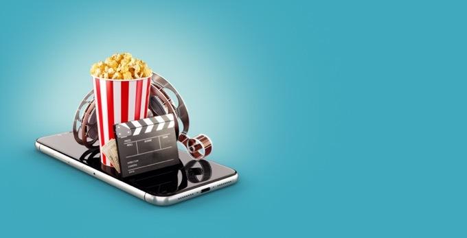 O Google recomenda filmes e séries do seu mecanismo de pesquisa