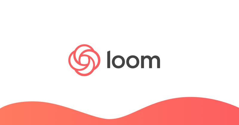 Loom, una herramienta simple para grabar vídeos desde el escritorio