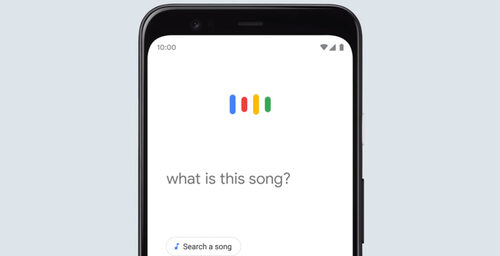 Google your favorite song just by humming, whistling or singing it