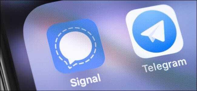 Particularidades destacadas de Signal versus Telegram
