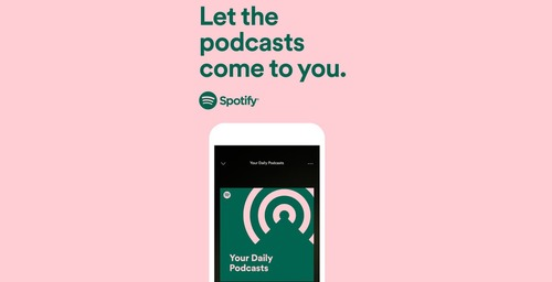 Podcasts aumentam o público do Spotify