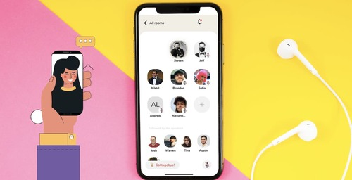 Clubhouse: Una red social para hacerse oír