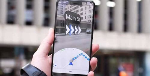 Nuevas funcionalidades se suman a Google Maps gracias a la Inteligencia Artificial