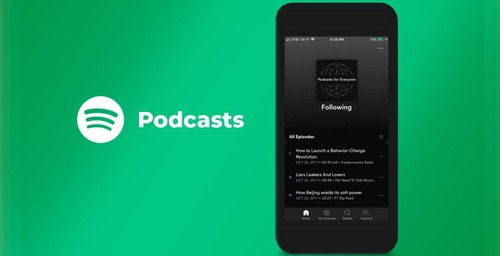 Spotify lanza su servicio de suscripción para podcasts de pago
