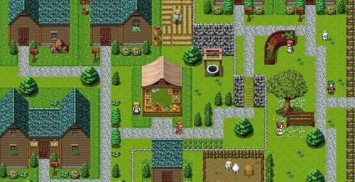Crear tu propio juego de rol sin saber programar es posible gracias a RPG Playground