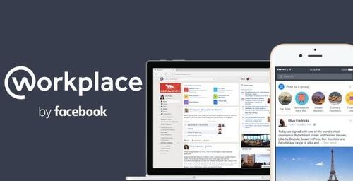 Workplace de Facebook para conectar la empresa