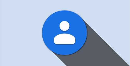 Más información en Contactos de Google para equipos de trabajo