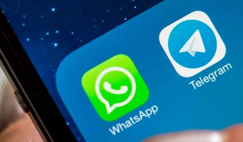 Telegram duplica sus usuarios luego de la caída de WhatsApp