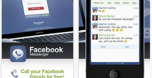 Facebook Messenger ahora con llamadas de voz para todos tus amigos