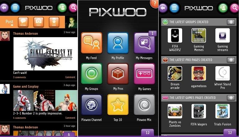 Instalar Pixwoo en Android