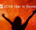 Facebook presentó su anuario 2014