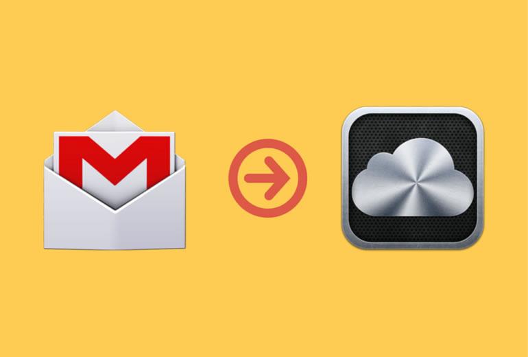 Cómo pasar los contactos de tu Gmail a iCloud