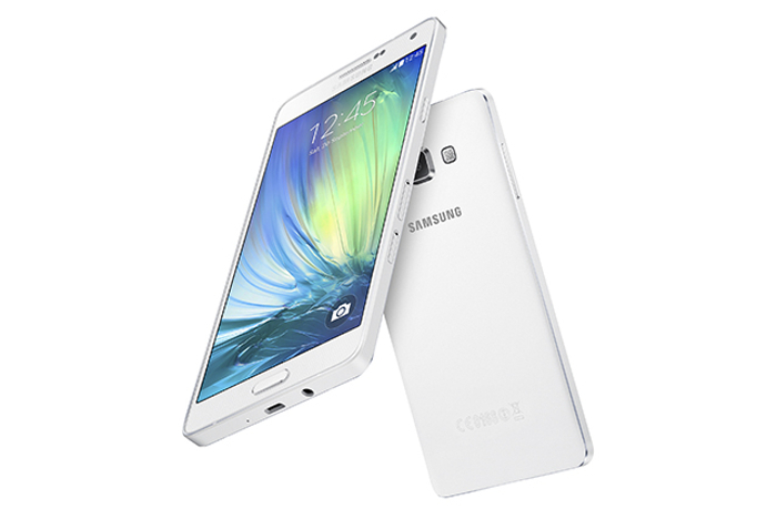 Samsung A7: Elegante, delgado y potente