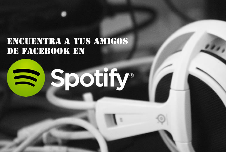 how to find friends on spotify with facebook