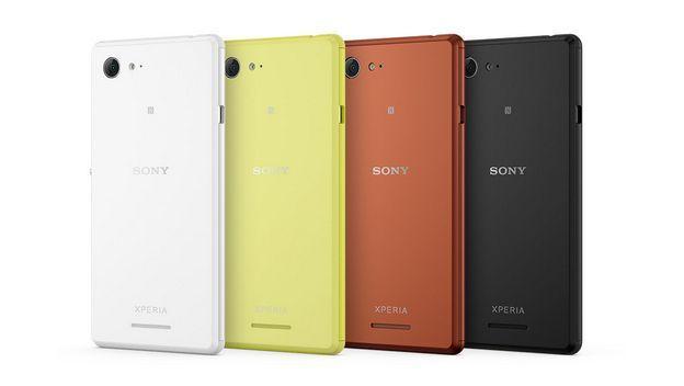 Sony Xperia E4, con bateria para 2 días y con acento en lo Multimedia
