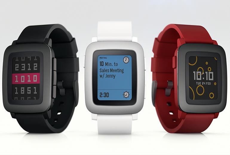 El nuevo smartwatch Pebble viene a todo color