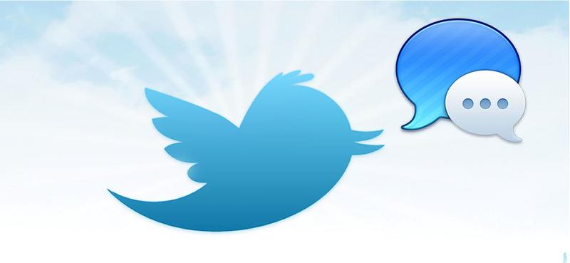 Twitter incorpora chat grupales y captura de videos nativos.