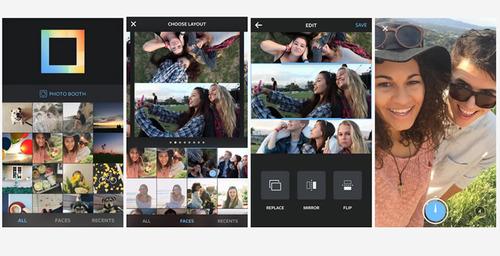 Instagram agrega una función para hacer collage
