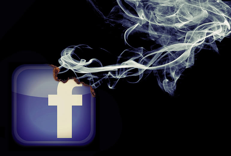 Aprendé a borrar el historial en facebook