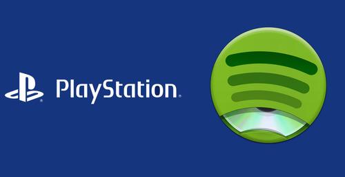 Ahora podes disfrutar de Spotify en tu Play Station