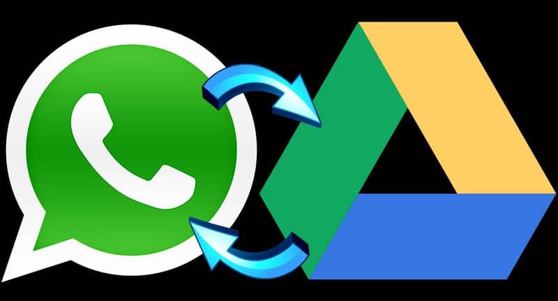 Whatsapp ya permite guardar las conversaciones en Google Drive
