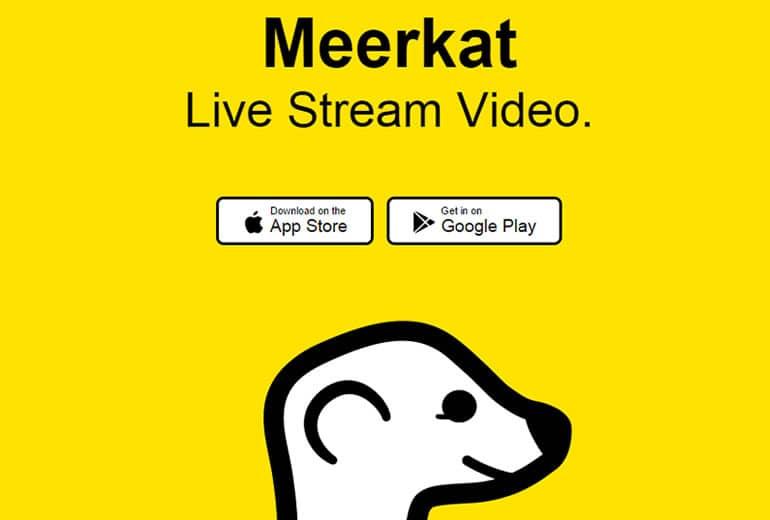 Meerkat, llega primero a Android