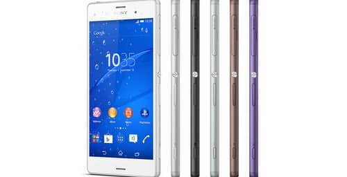 Xperia Z3, el smartphone alta gama de Sony entre nosotros