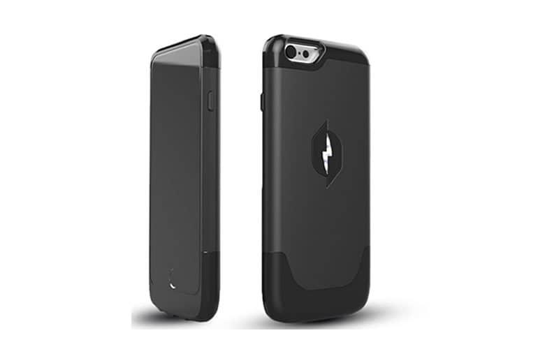 La funda para iphone que recarga la batería con energía reciclada del aire