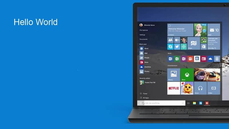 Toma nota! Windows 10 ya tiene fecha oficial de lanzamiento
