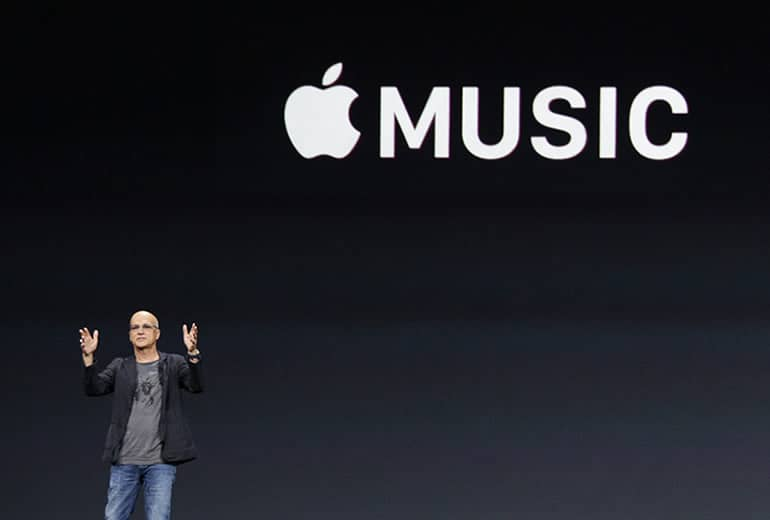 Apple Music llegó y busca ser líder en streaming de música