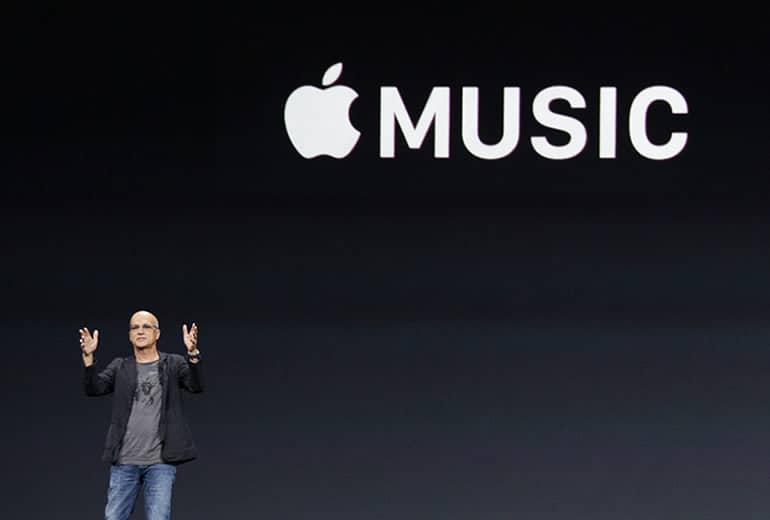 Apple Music llegó y busca ser líder en streaming de música