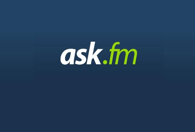 Ask.fm. Preguntas y respuestas con la cobertura del anonimato