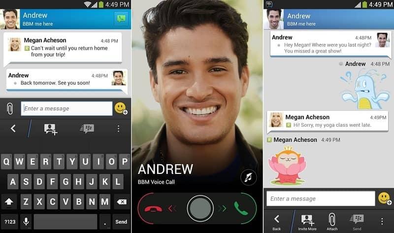 BlackBerry Messenger - Guía de Instalación para Android