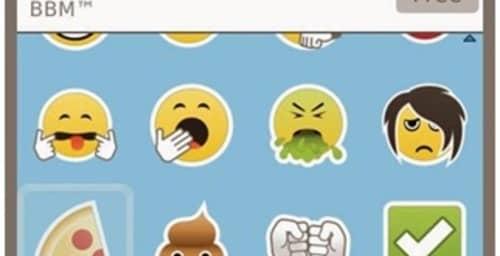 BBM agrega stickers y nuevas funciones