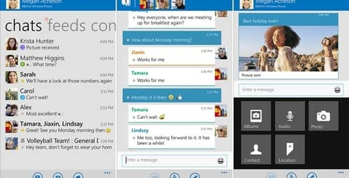 BlackBerry Messenger, ahora en Windows Phone