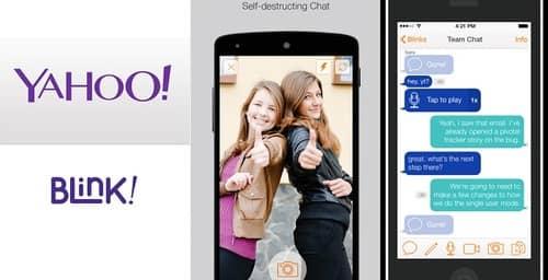Yahoo! también quiere parecerse a Snapchat