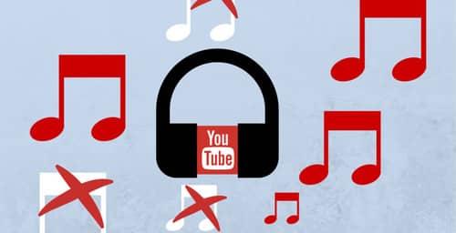 20.000 canciones podrían desaparecer de YouTube