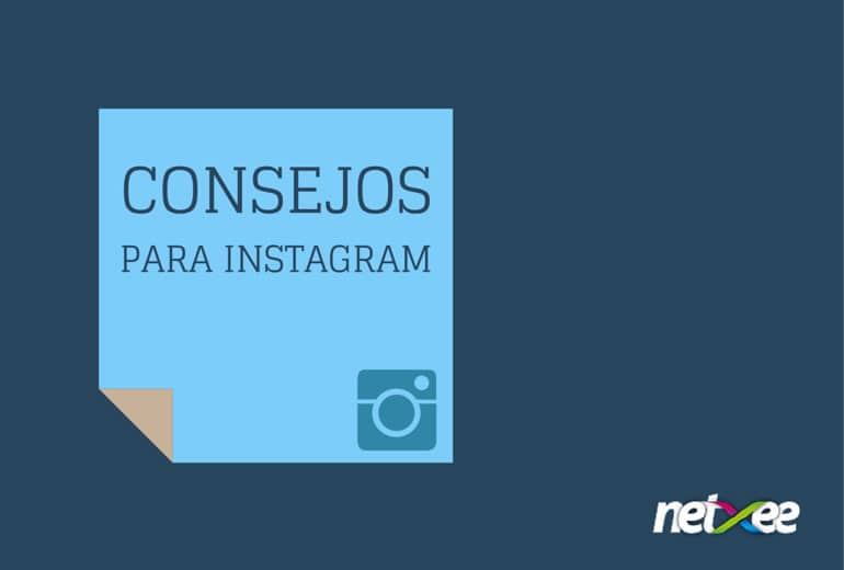 Tips para compartir tus fotos en Instagram