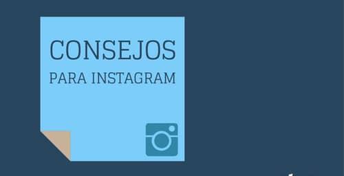 Tips para compartir tus fotos en Instagram