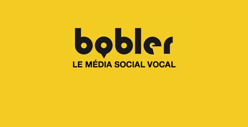 Bobler, la red social de mensajes de voz