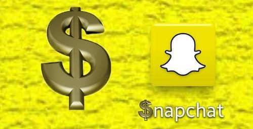 La publicidad llegó a SnapChat