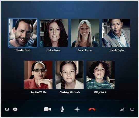 Skype con llamadas grupales gratis