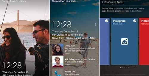 Home, la aplicación de Facebook para personalizar tu teléfono móvil