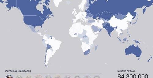 Facebook y Twitter ya juegan su Mundial 2014