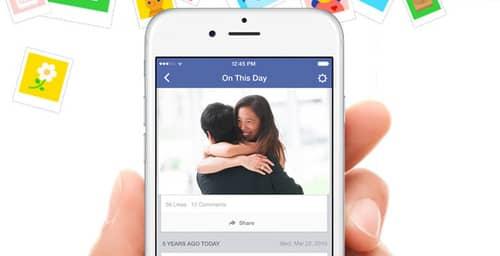 """Facebook te cuenta lo que pasaba """"un día como hoy"""""""