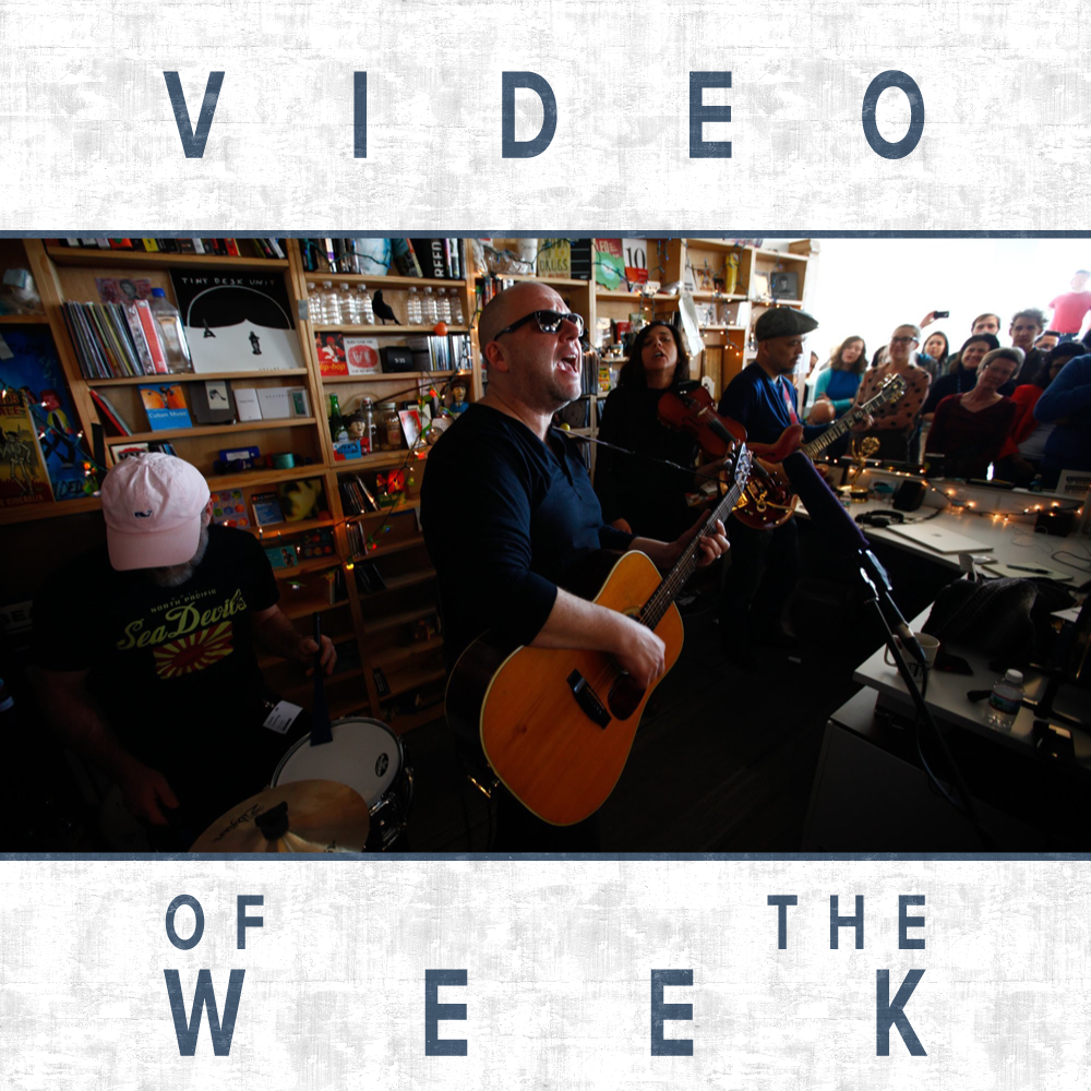 Video of the Week: Pixies - Tiny Desk Concert