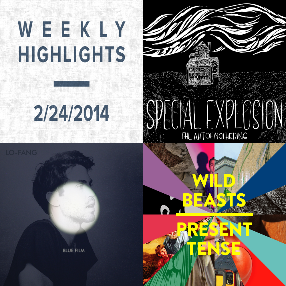 Weekly Highlights: 2/24/2014