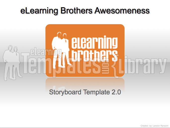 powerpoint, storyboard, instructional design, free, freebie