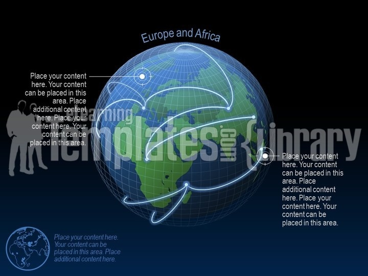 Powerpoint global map template gumiabroncs Images